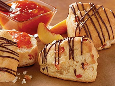 Turkish Apricot Scones