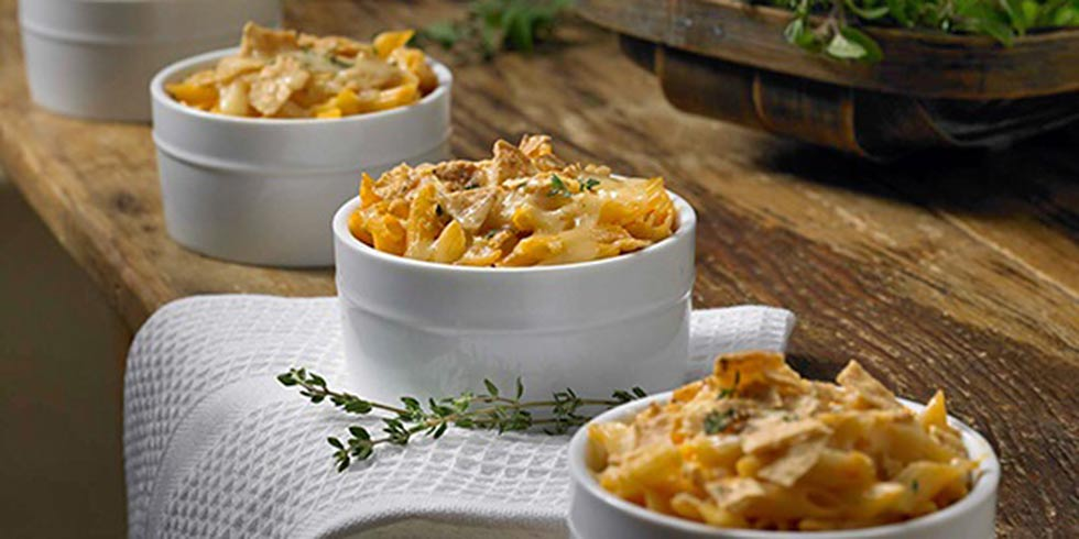 Artichoke Mac n Cheese