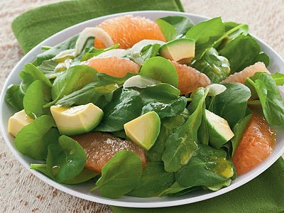 Avocado Grapefruit Salad