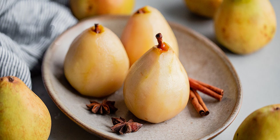 How to Poach Pears