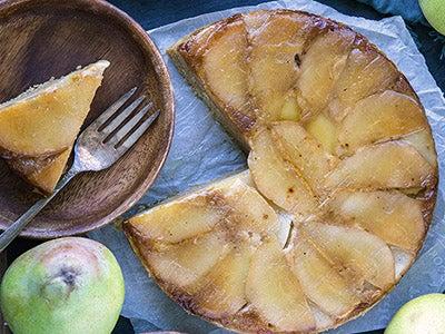Paleo Pear Cake