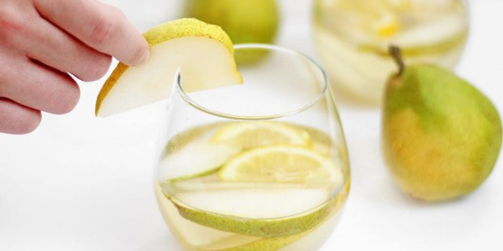 Citrus Pear White Wine Sangria