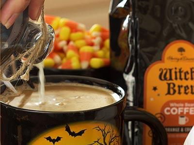 Witch's Brew Coffee Cocktail